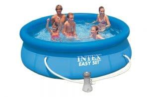 Intex 10ft Easy Set Paddling Pool