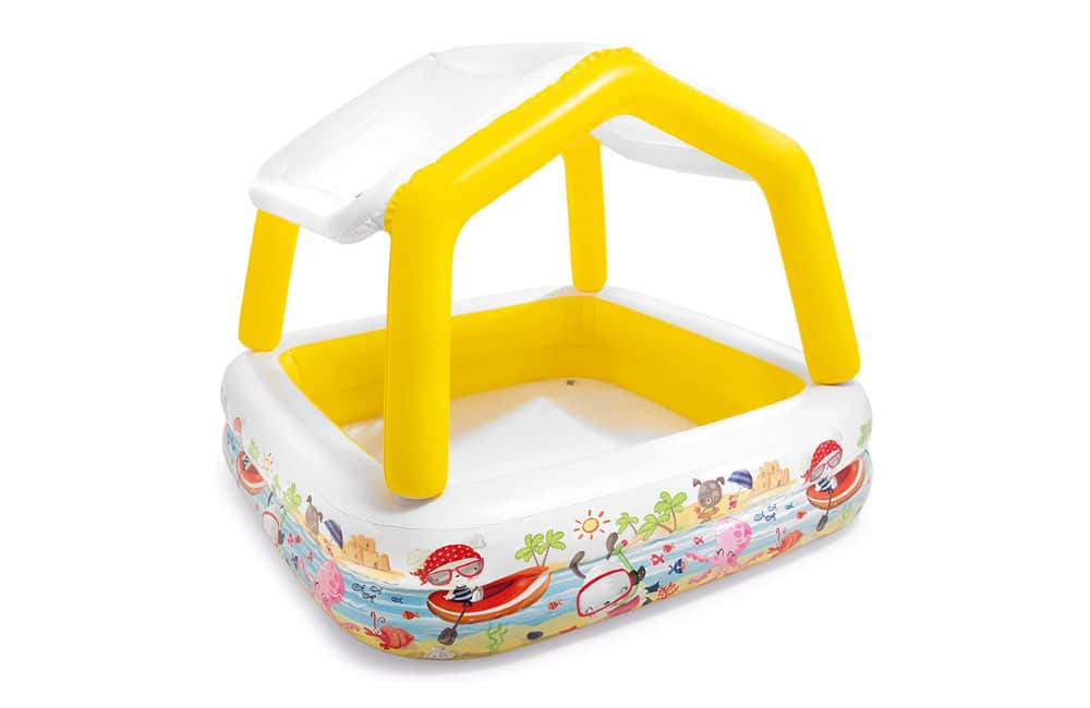 Intex John Adams Shade Baby Paddling Pool